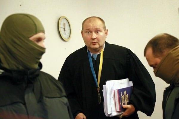Суд арестовал квартиру имашину скандального судьи Чауса