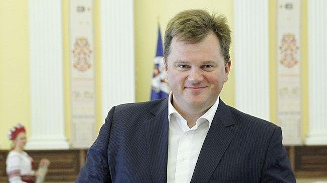 Порошенко сократил руководителя Киевской ОГА Мельничука