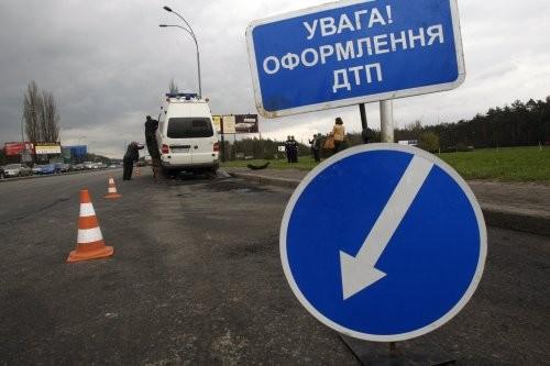 ВМукачево обвинитель устроил ДТП, пытаясь исчезнуть от милиции