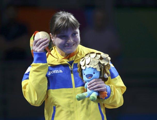 Евгений Богодайко принес Украине еще одну медаль Паралимпиады