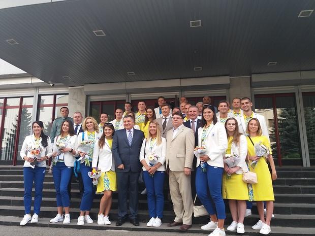 НОК выплатил украинским олимпийцам 2 млн 80 тыс. грн