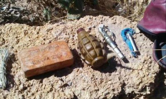НаХерсонщине ушколы нашли взрывчатку