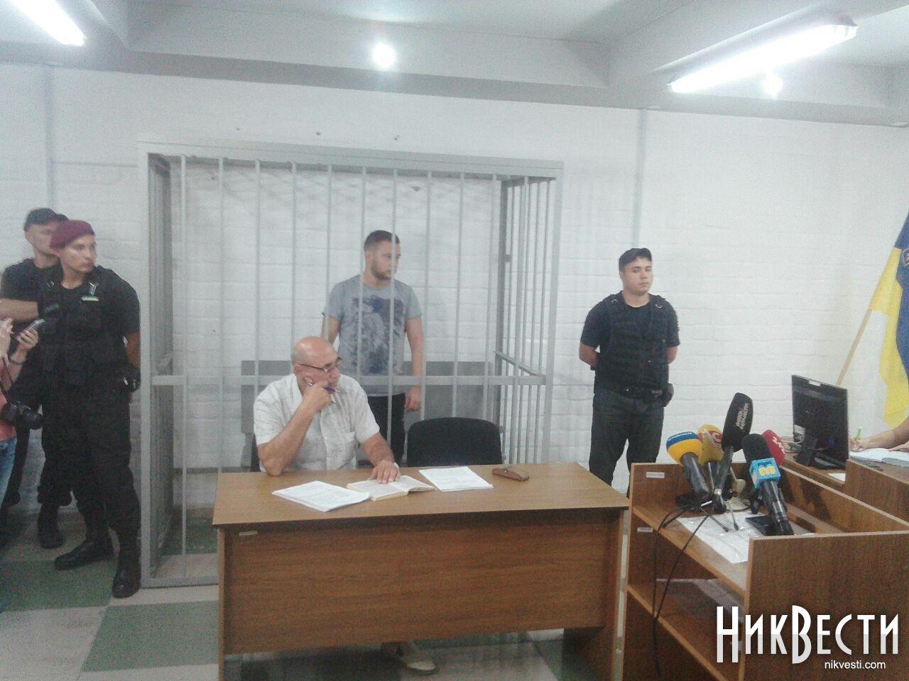 Виновнику ДТП вНиколаеве генпрокуратура проинформировала о сомнении