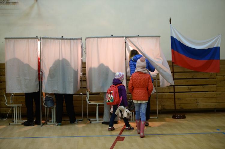 Максимальная явка навыборах отмечена вЧечне, Кемеровской иТюменской областях