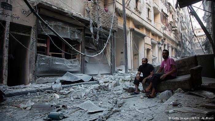 США иРФ недоговорились оновом перемирии вСирии