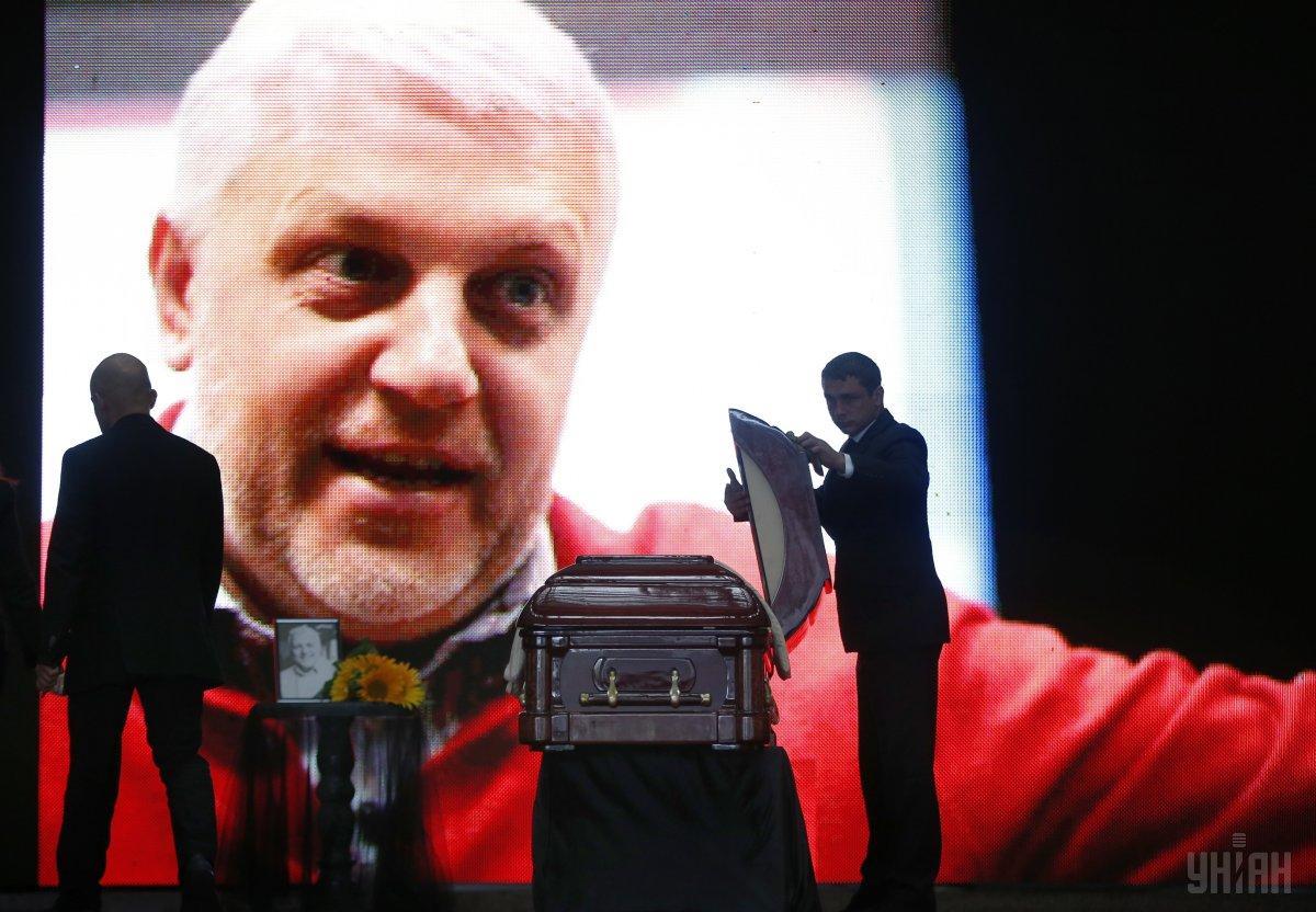 Аваков пожаловался, что корреспонденты помешали раскрыть дело Шеремета