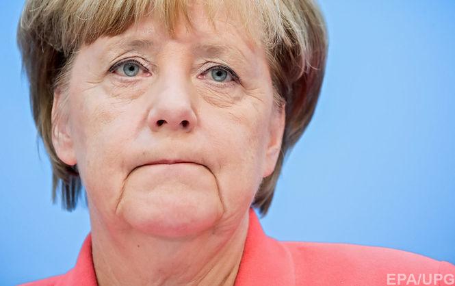 Меркель считает необходимым заключить соглашение побеженцам сЕгиптом иТунисом