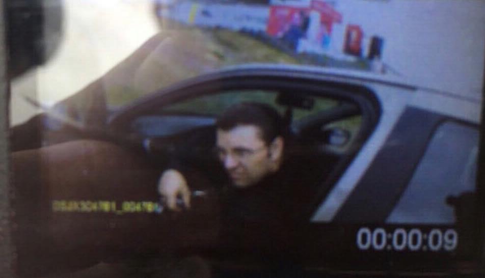 ВДнепре всем городом ищут водителя, который убил полицейского
