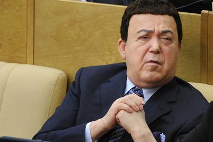 Иосиф Кобзон может отказаться отмандата депутата Государственной думы