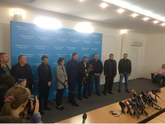 Луценко поддержал идею усилить права полицейских— катастрофа вДнепре