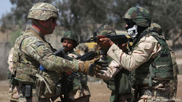 Аль-Абади: США направят дополнительный военный персонал вИрак