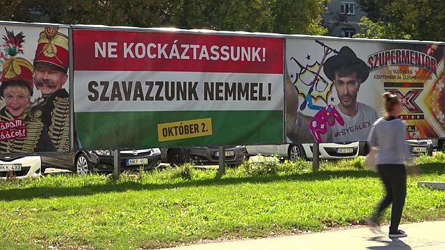 Венгрия нареферендуме оспорит обязательные квоты намигрантов