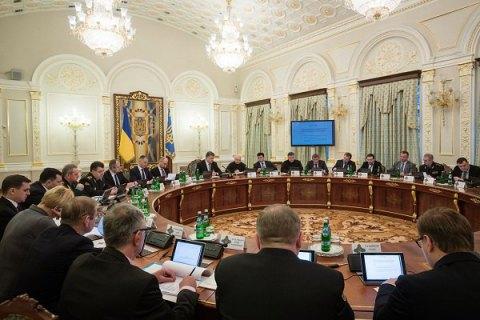 Вопрос африканской чумы свиней вынесут на совещание СНБО Украины