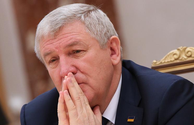ГПУ запустила процедуру заочного осуждения экс-министра Януковича— Обида ежелевая