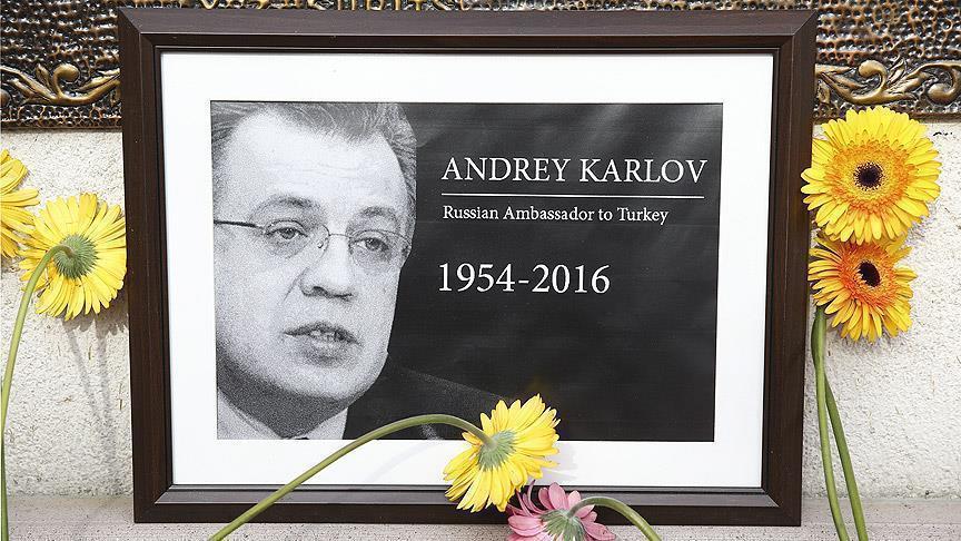 Убийцу посла Карлова похоронили набезымянном кладбище вАнкаре