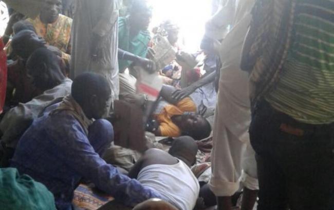 ВВС Нигерии ударил помирным жителям