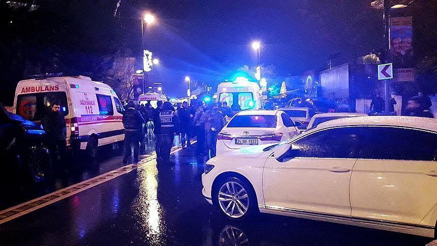 Жителей Украины среди погибших втеракте вСтамбуле нет,— МИД