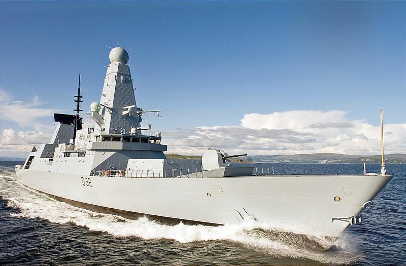 В2015-м году вОдессу прибудет свизитом британский эсминец