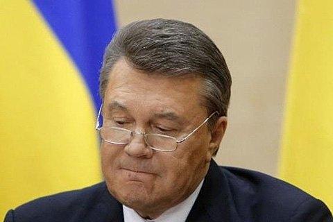 Киевский суд позволил заочное расследование дела огосизмене Януковича