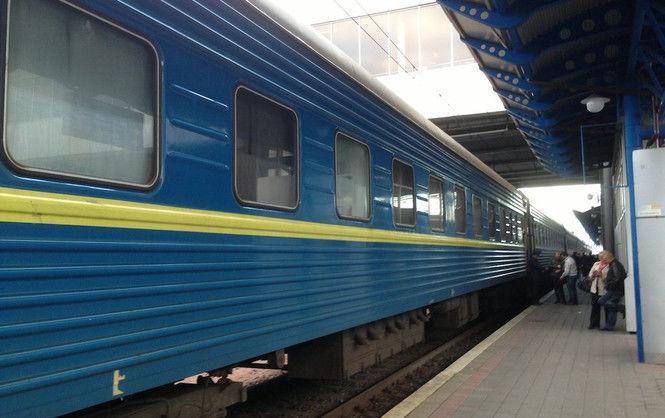 ВЧеркасской области срельсов сошел поезд