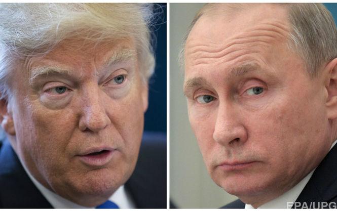 Песков сказал, когда Путин позвонит Трампу