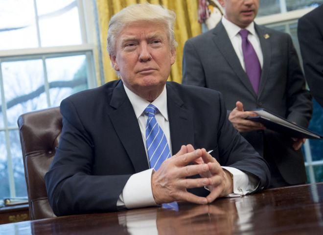 Трамп ипрезидент Мексики провели часовые переговоры