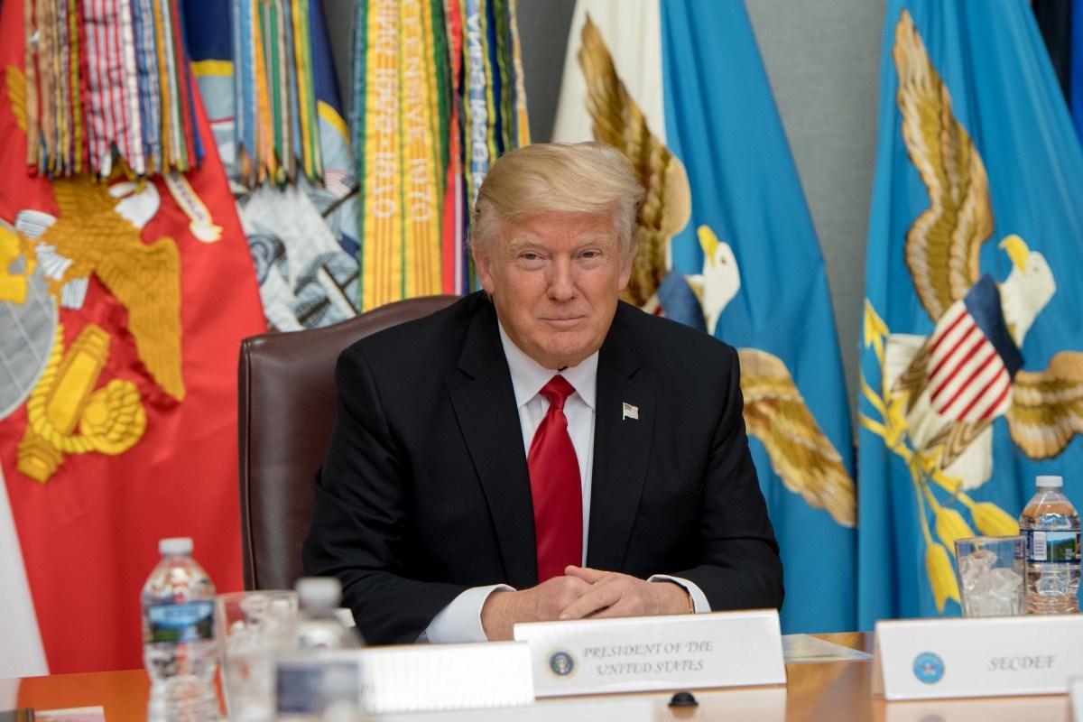 Трамп необсуждал сПутиным вопрос снятия антироссийских санкций— Белый дом