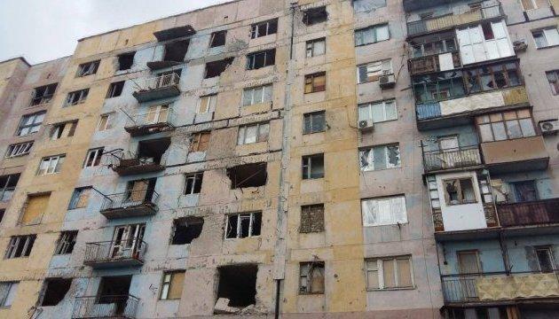 Жебривский: Авдеевка получает тепло иводу, в клинике установлен электрогенератор