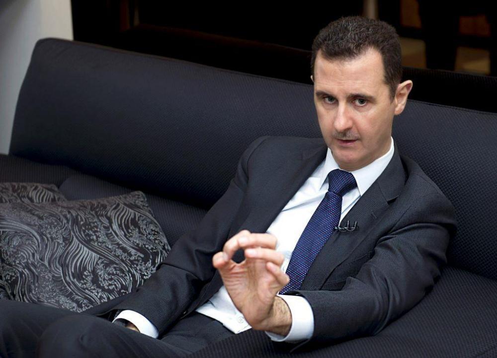 Асад объявил оготовности вести переговоры повсем задачам