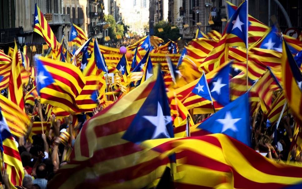 1,3 тысячи избирательных участков Каталонии закрыты полицией