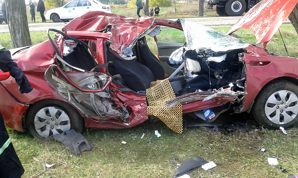 ВНиколаевской области вДТП погибла женщина, еще 1 человек травмирован