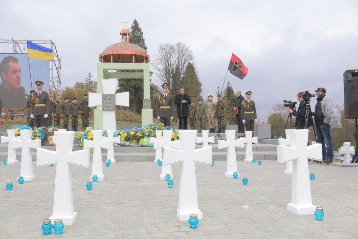 Польша недовольна надписью опольских оккупантах воЛьвове