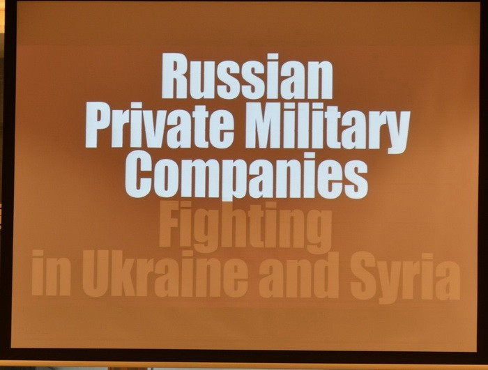 Правонарушения наемниковРФ вУкраинском государстве: вЕвропарламенте представили доклад