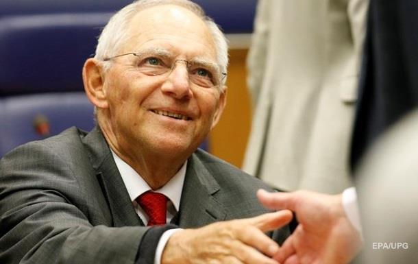 Президентом бундестага стал прежний руководитель министра финансов Шойбле