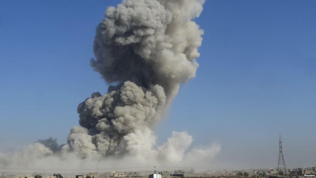 Исламские боевики массово возвращаются изСирии иИрака домой