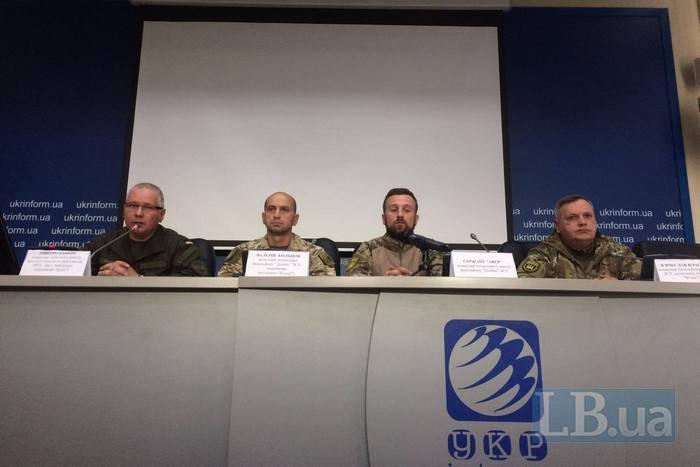 Комбат «Донбасса» призвал Семенченко непиариться наимени батальона