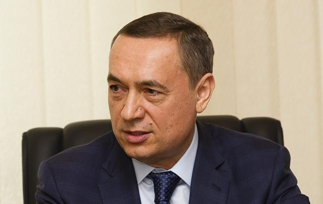 НАБУ вручило подозрение Мартыненко поделу обЭнергоатоме