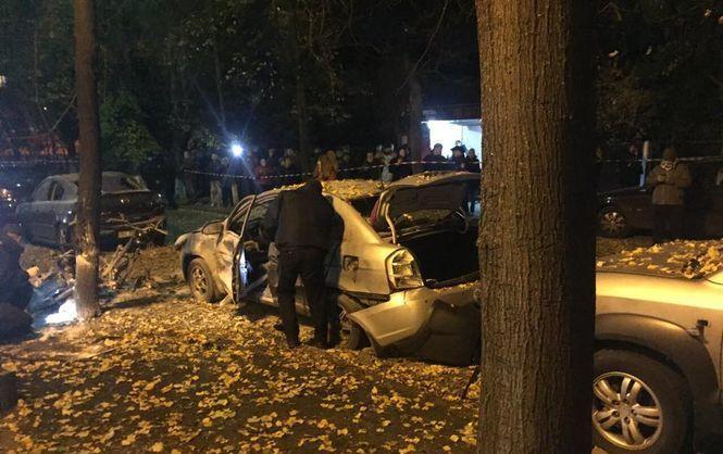 Взрыв вКиеве: вСБУ рассказали детали