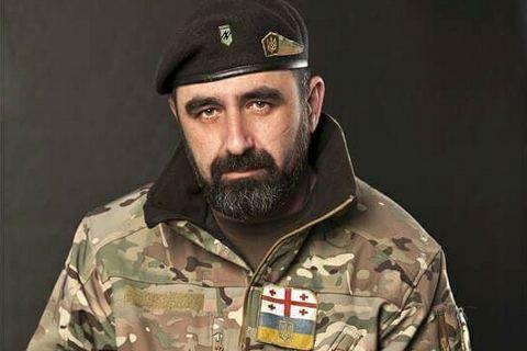 Вбою под Донецким аэропортом умер грузинский доброволец
