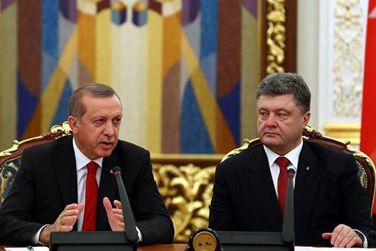 Эрдоган посетит Украинское государство 9октября