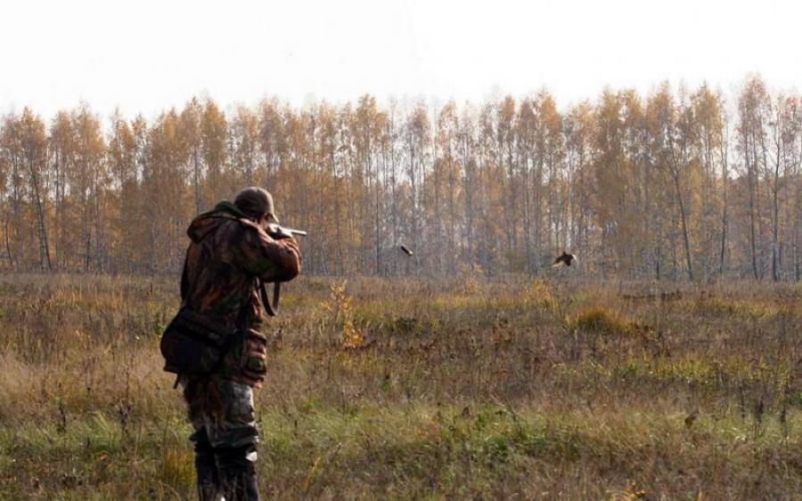 ВКиевской области охотник принял мужчину зазверя изастрелил его