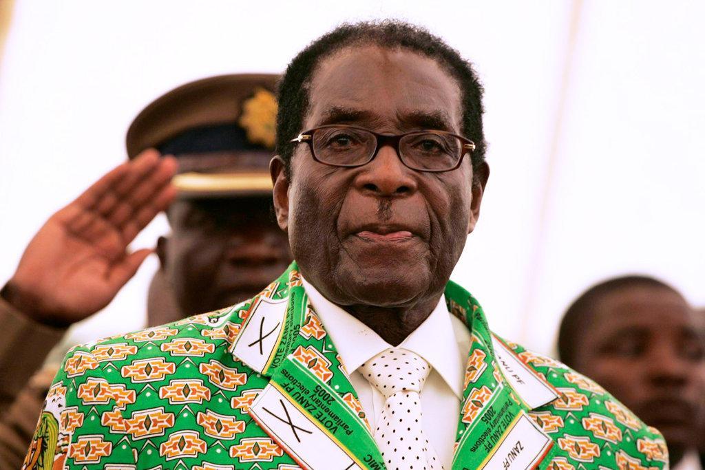 Правящая партия Зимбабве выдвинула ультиматум президенту Мугабе