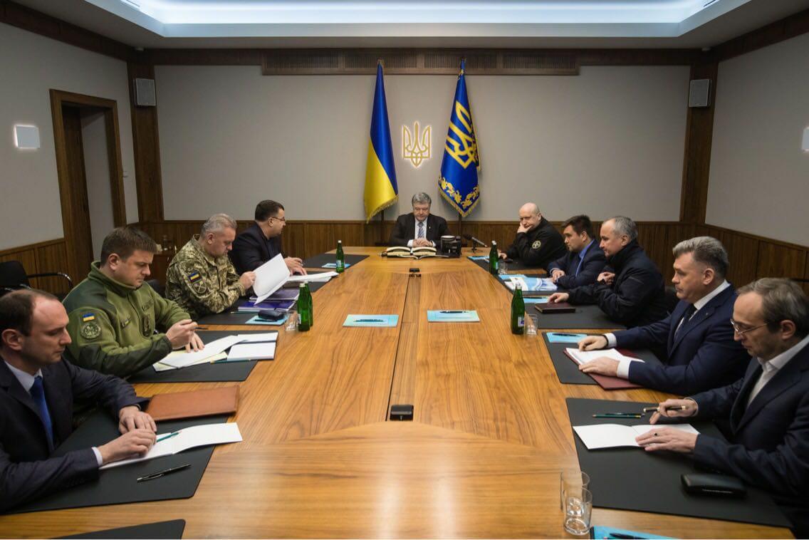 Порошенко оповестили онарушивших границу Луганской области «российских танках»