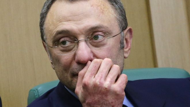 Суд Франции выпустил русского сенатора Керимова под залог в5млневро