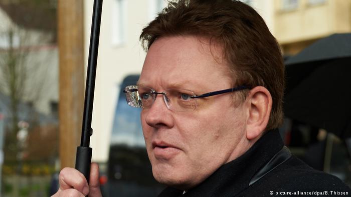 Бургомистр германского города получил ножевое ранение