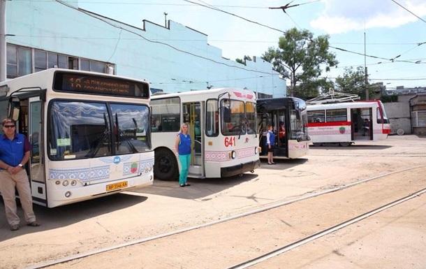 Запорожье подписало договор о закупке 35 автобусов большой вместимости