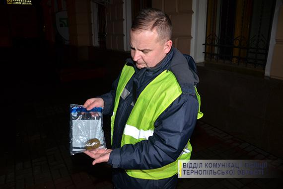 В поезде «Интерсити» Перемышль - Киев обнаружена граната
