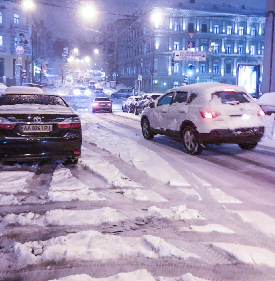 Всамом начале декабря вИркутске выпало 180% отмесячной нормы осадков