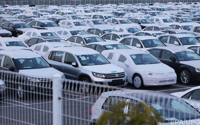 ВУкраинском государстве резко увеличились продажи легковых автомобилей