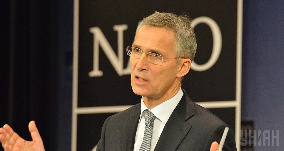 Столтенберг объявил оподдержке Трампом двойственного подхода НАТО к РФ